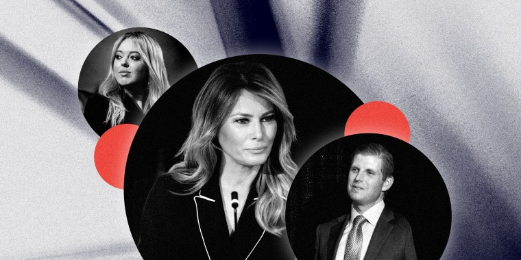 Republicans again plan on using a lineup of Trump family members, everyday Americans and politicians to make the pitch for another four years for the president on Night 2 of their convention.