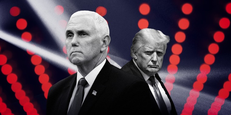 Image: Vice President Mike Pence will be the keynote speaker at the Republican National Convention on Wednesday night.