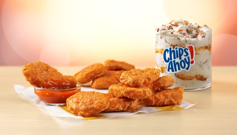 Mcdonald S Adds Two New Menu Items Including Spicy Mcnuggets