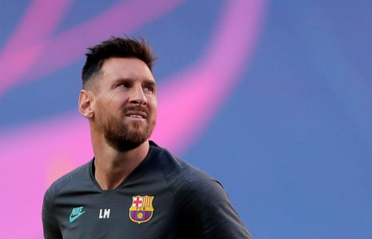 Image: Lionel Messi
