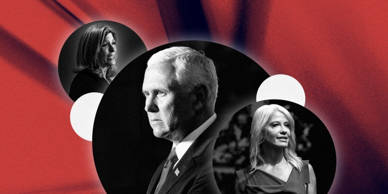 For Pence, considered a possible contender for the Republican nomination in 2024, Wednesday will be one of his highest-profile moments in a term in which he has tended to take a back seat.