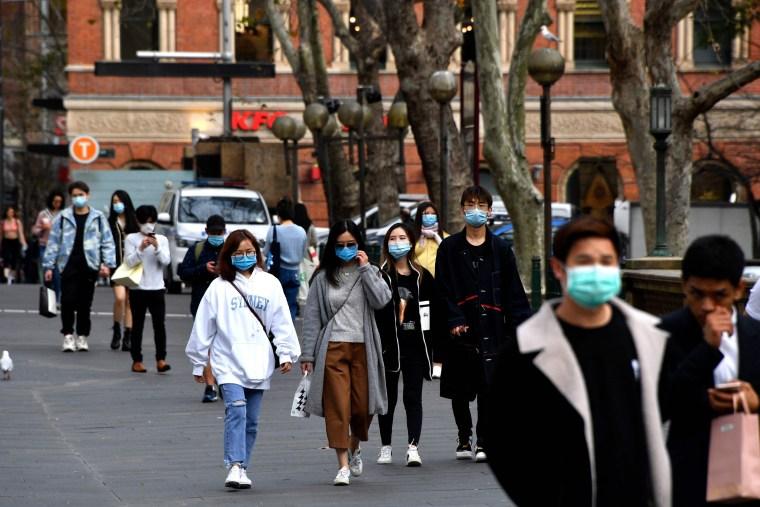 Image: AUSTRALIA-HEALTH-VIRUS