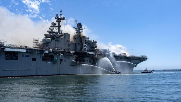 Image: USS Bonhomme Richard