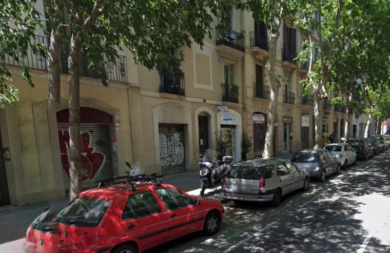 Image: Barcelona street view