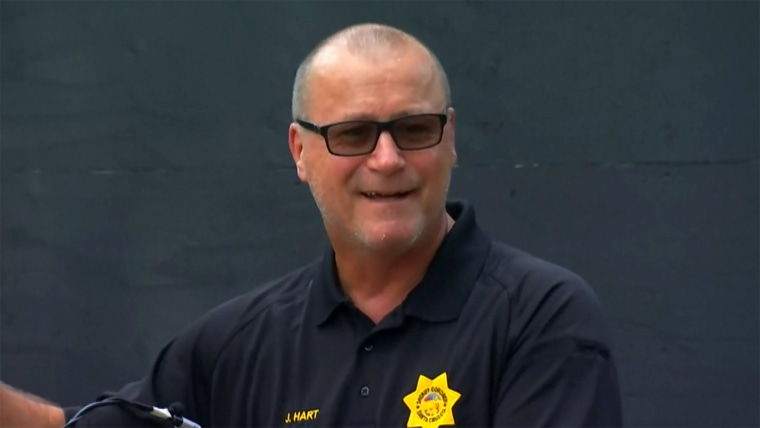 Image: Sheriff Jim Hart