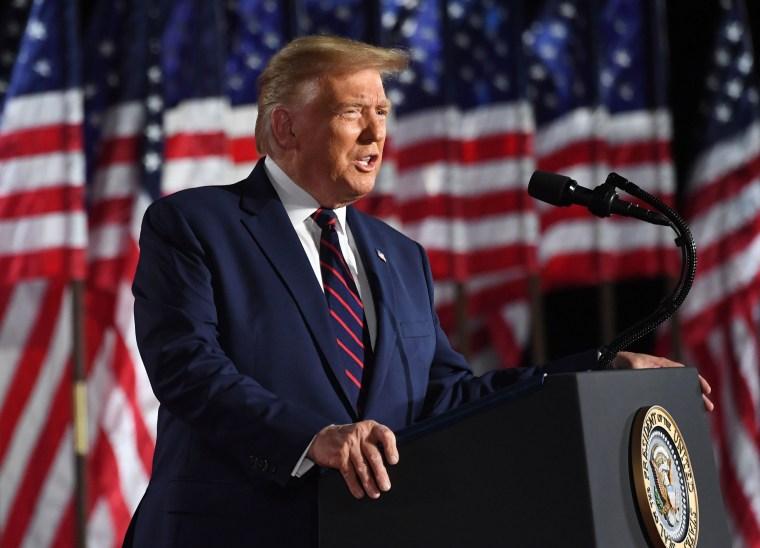 Image: Donald Trump, US-POLITICS-VOTE-REPUBLICANS