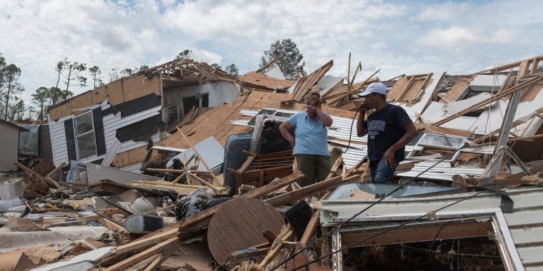 Image: Hurricane Laura Lake Charles