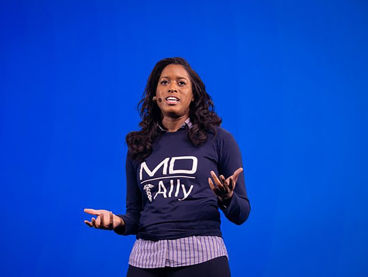 Shanel Fields is the Founder and CEO of MD Ally, a 911 telehealth company that enables virtual patient care for public safety systems.