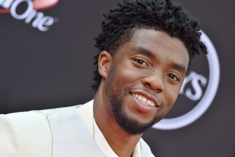 Image: CHadwick Boseman, The 2018 ESPYS - Arrivals