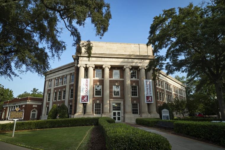 Image: University of Alabama