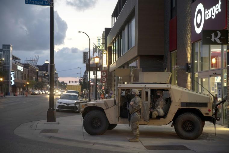 Image: Minneapolis after George Floyd