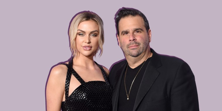 Lala Kent and Randall Emmett attend the 2nd Annual American Influencer Awards at Dolby Theatre on Nov. 18, 2019, in Hollywood, California.