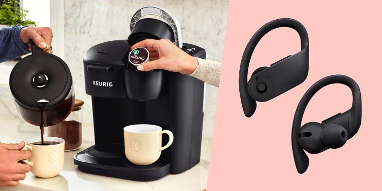 Walmart labor day deals including coffee maker headphones