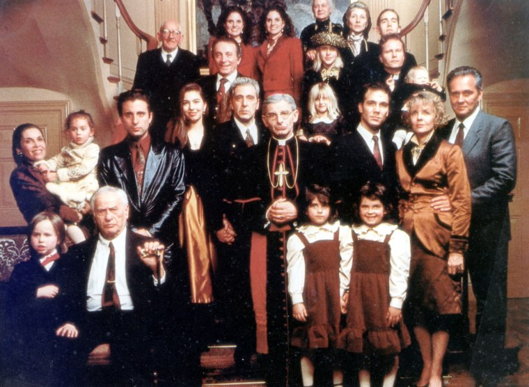 THE GODFATHER PART 3 (US1990)