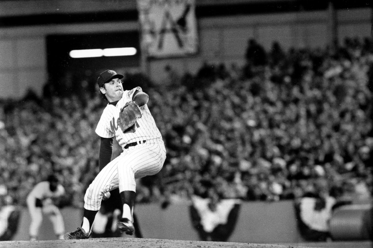 Tom Seaver led the New York Mets to two World Series, and started Game 3 against the Oakland Athletics at Shea Stadium in New York on Oct. 16, 1973.