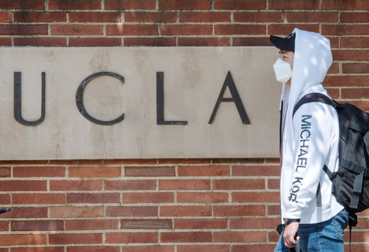 Image: UCLA, US-virus-health-epidemic-UCLA