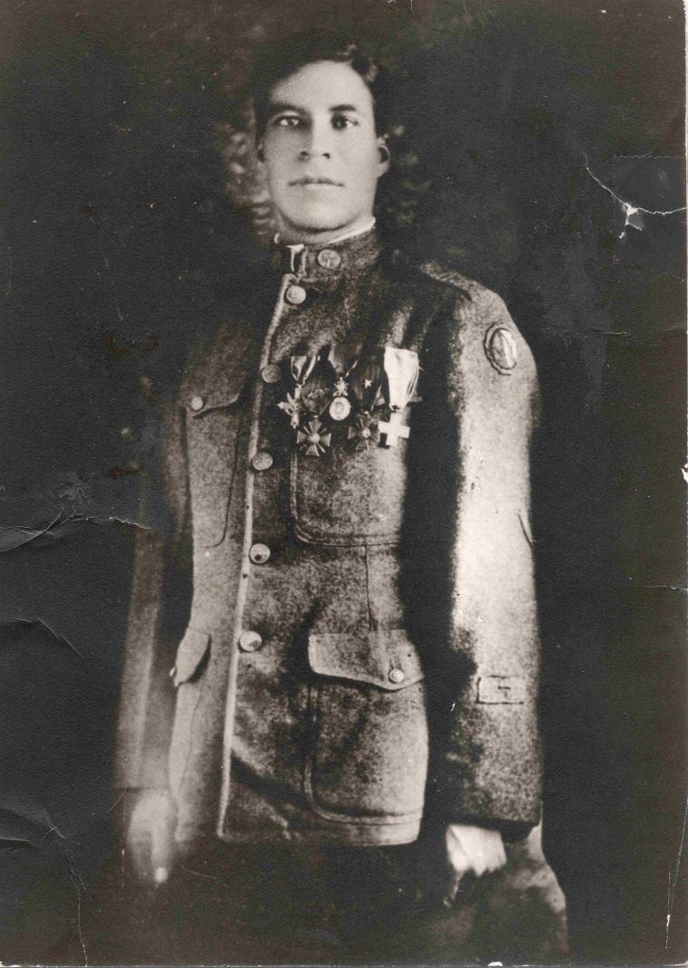 Marcelino Serna.
