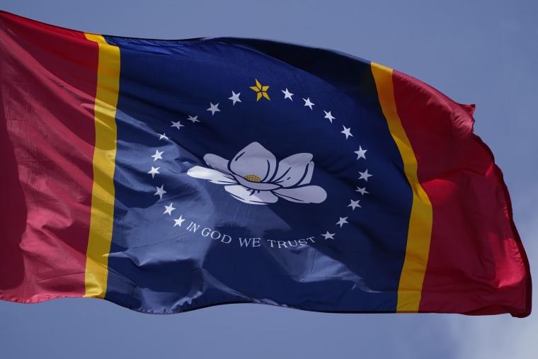 Image: Mississippi flag
