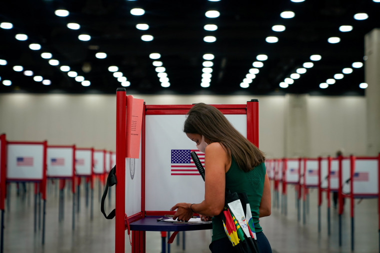 Image: Primary Election Day in Louisville
