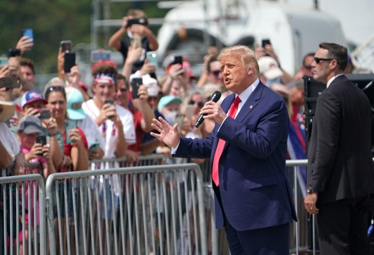 Image: Donald Trump, US-POLITICS-TRUMP