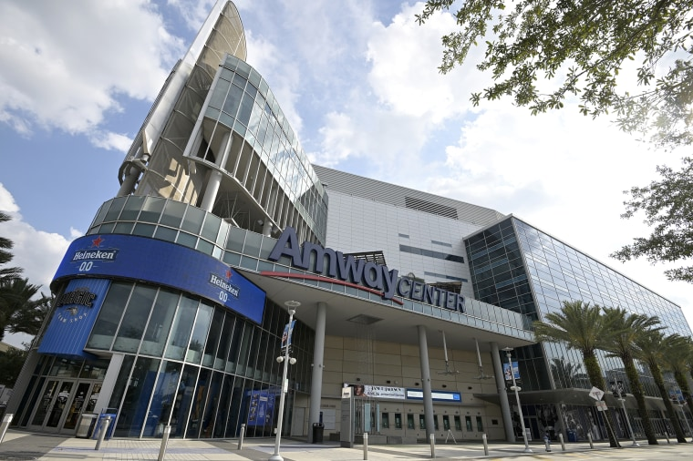 Image: Amway Center to open as an early voting site for the upcoming general election