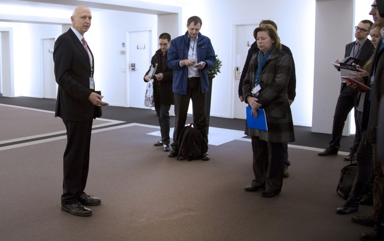 Image: Matthew Klimow, BELGIUM-NATO-HEADQUARTERS