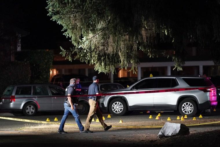 Image: Portland fatal shooting