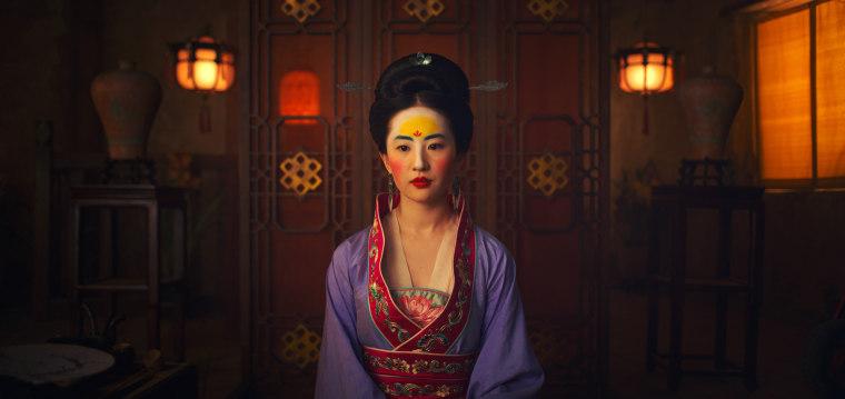Image: Mulan Yifei Liu
