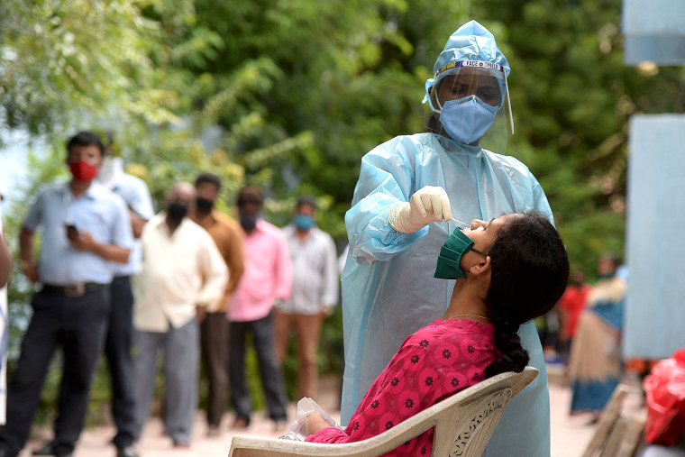 Image: INDIA-HEALTH-VIRUS