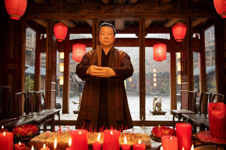 Image: Tzi Ma Mulan