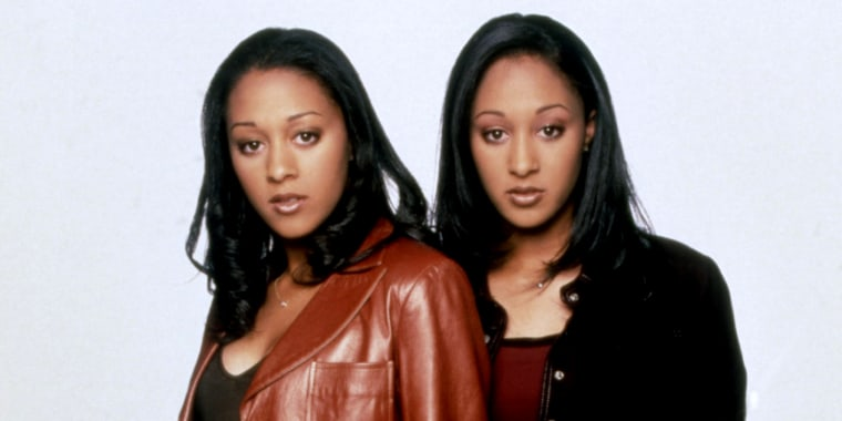 SISTER, SISTER, Tia and Tamera Mowry, 1994-99. (C)Paramount Television/Courtesy Everett Collection