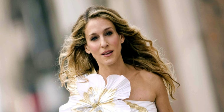 Sarah Jessica Parker as Carrie Bradshaw in Sex and the City, 2008