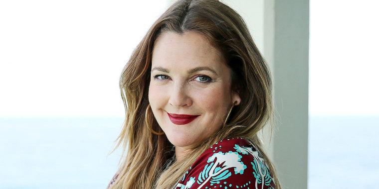 Drew Barrymore Sydney Portrait Shoot