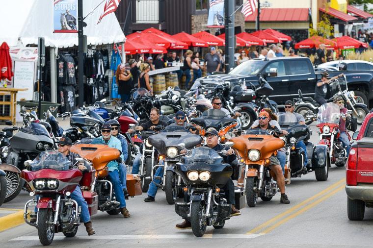 Image: Annual Sturgis Motorcycle Rally To Be Held Amid Coronavirus Pandemic
