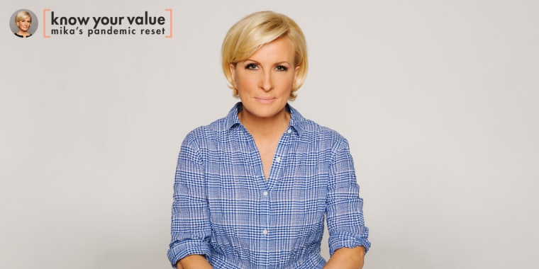 """Know Your Value founder and """"Morning Joe"""" host Mika Brzezinski."""