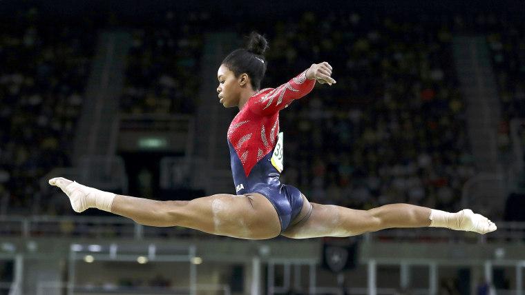 Image: Artistic Gymnastics - Women's Qualification - Subdivisions
