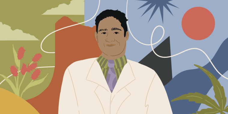 Image: Dr. Olveen Carrasquillo.