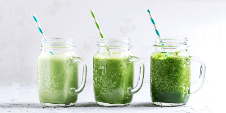 Instead of starving your body through a liquid diet to combat toxins, feed it with nutritious, naturally cleansing foods that help heal it.