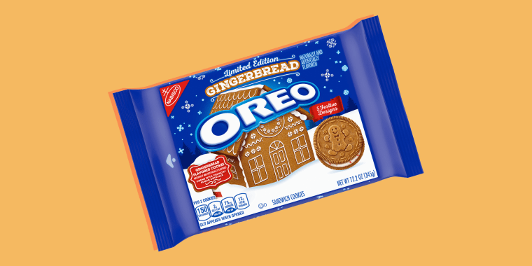We can always count on Oreo to get us in the seasonal spirit.