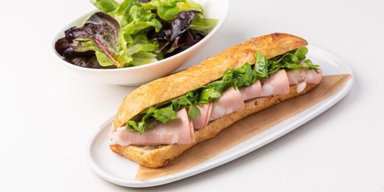 Curtis Stone's Mortadella Sandwich
