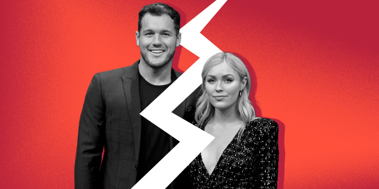 Colton Underwood, Cassie Randolph, The Bachelor