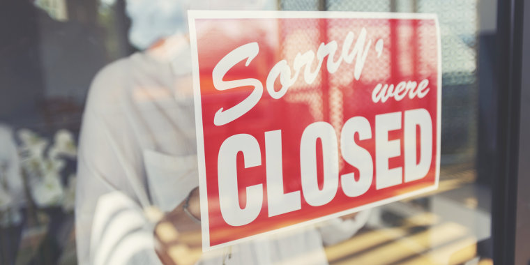 According to a new survey released by the National Restaurant Association, nearly 1 in 6 restaurants closed either permanently or long-term.