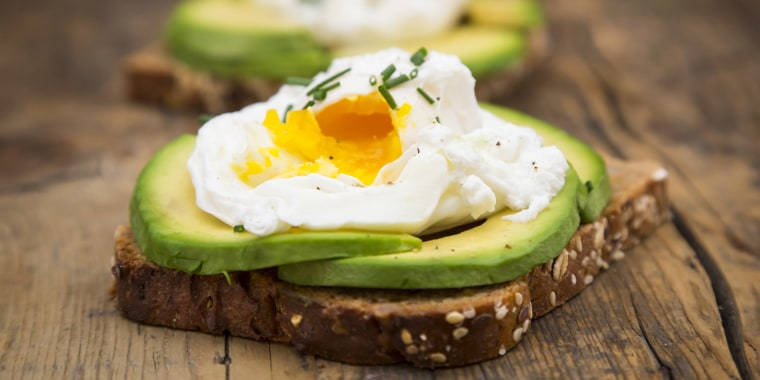 Yes, even avocado toast is on the menu!