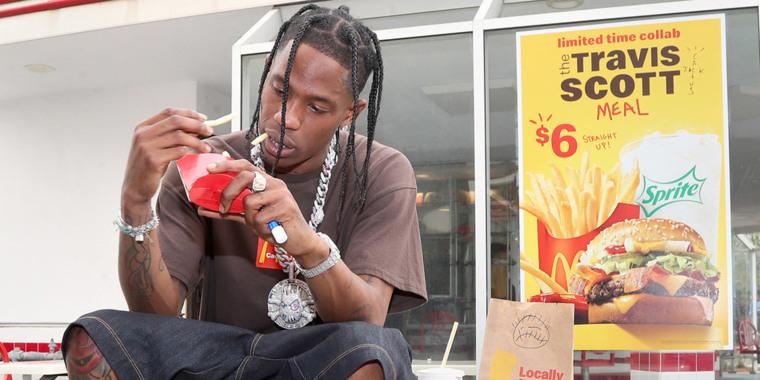 Travis Scott & McDonald's