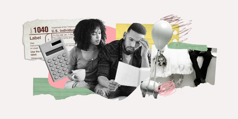Ever wonder if you should file your taxes together or get a joint savings account as a married couple? Here's what the experts say.