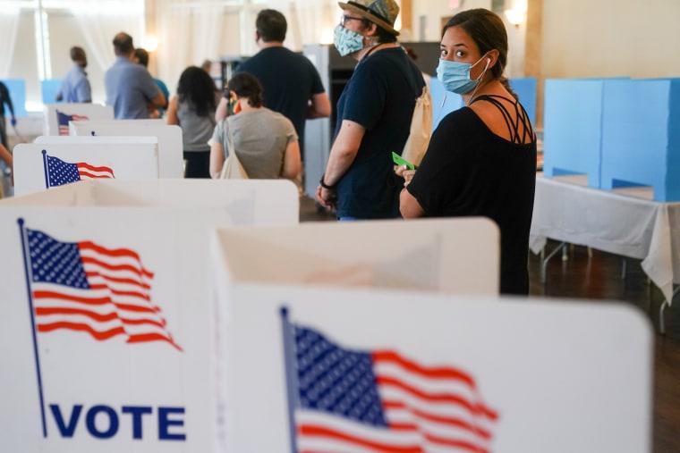 Image: Georgia Primary Election