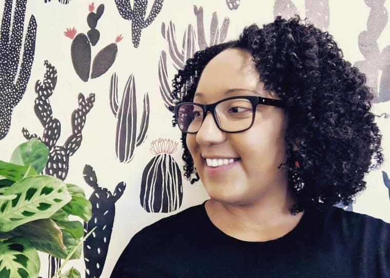 Tanisha Williams, a botanist at Bucknell University in Lewisburg, Pa., in 2020.