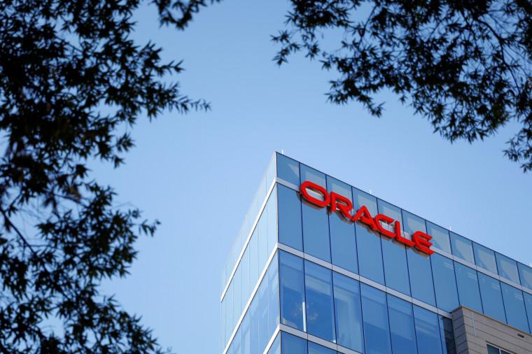 Image: FILE PHOTO: Oracle CEO Mark Hurd dies at 62