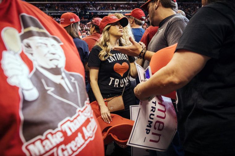 Image: President Trump Hosts Florida 'Homecoming' Rally