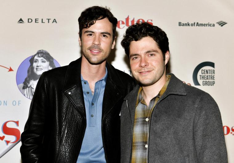 Image: Blake Lee and Ben Lewis